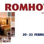 ROMHOTEL 2020 are loc în perioada 20-23 februarie, la Romexpo!