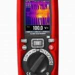 Multimetru digital RS PRO cu imagistică termică integrată