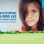 Lidl și UNICEF contribuie la reducerea riscului de abandon școlar