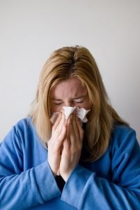 Simptome gripa 2020