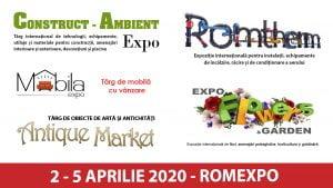 Targuri Romexpo 2020