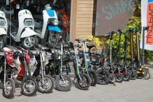 Asigurari trotinere si biciclete electrice