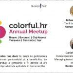 În ce orașe au loc seminariile Colorful.hr Annual Meetup 2020?