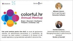 Seminariile Colorful.hr Annual Meetup 2020