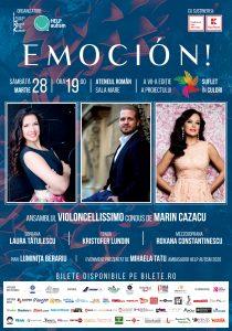 Concertul EMOCION