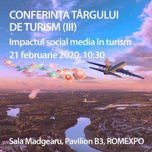 Conferinta Targului de Turism 2020