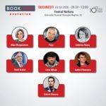 Conferinţele BookLand Evolution 2020: Șapte speakeri excepționali, pe 3 martie, la București