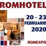 ROMHOTEL 2020: Principalele noutăți