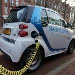 53 de milioane de euro pentru stații de reîncărcare a vehiculelor electrice