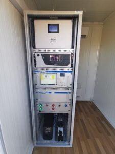 Statii de monitorizare a calitatii aerului