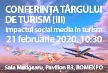 Conferinta Targ de Turism