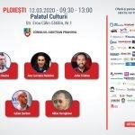 Conferinţele BookLand Evolution revin în Ploiești
