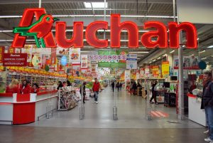 Livrari Auchan