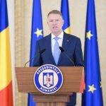 Președintele Klaus Iohannis decretează stare de urgență în România