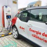 O nouă stație de încărcare a mașinilor electrice, deschisă în România