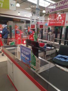 Supermarket-uri Auchan reguli clienti