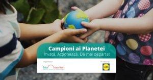 Campania Campioni ai Planetei 2020