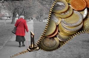 Plata pensiilor aprilie 2020