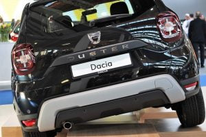 Productie Dacia