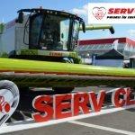 SERV CLASS, soluții eficiente pentru agricultură