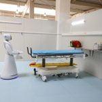 Auchan și Leroy Merlin au finalizat amenajarea Unității de Suport Medical Bucureștii Noi