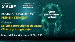 Webinar Business Evolution – RETHINK STRATEGY
