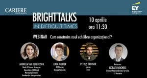 Webinar Bright Talks in Difficult Times