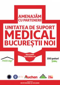 Spital coronavirus Bucuresti
