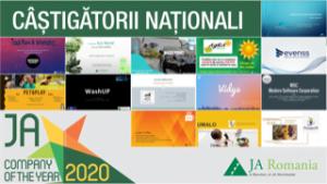 Competitia JA Compania Anului 2020