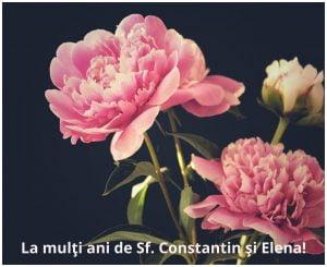 Mesaje de Sf. Constantin si Elena 2020. La multi ani de Constantin si Elena. La multi ani Elena! La multi ani Constantin! Felicitari