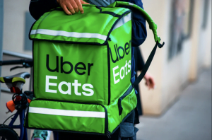 Uber Eats Romania