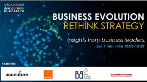 Eveniment Business Evolution.