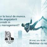 Webinar ROFMA 2020: Rechemarea salariaților la locul de muncă