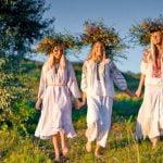 Sânzienele 2020: Tradiţii frumoase pentru Noaptea de Sânziene