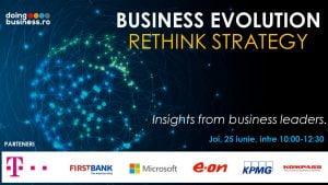 Webinar Rethink Strategy 25 iunie 2020