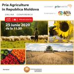 PRIA Agriculture în Republica Moldova. Ce subiecte se vor dezbate?