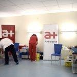 Campanie de donare sânge 2020: Antibiotice Iaşi susţine spitalele din România