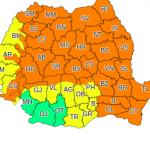 Atenţionare meteo. Cum va fi vremea în România?