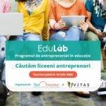 S-a lansat programul Edulab 2020! Cine se poate înscrie?