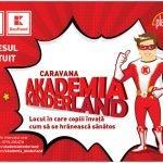 Caravana Akademia Kinderland. Anunţul făcut de Kaufland