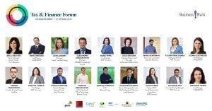 Evenimentul Tax & Finance Forum 2020.