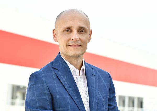 Dl. Paul Niță, Director General al ID Logistics