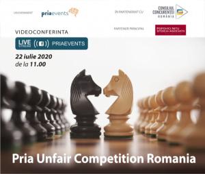 PRIA UNFAIR COMPETITION Romania 2020