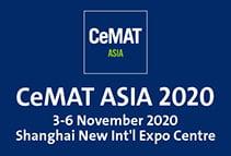 CeMAT ASIA 2020