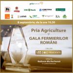 Pria Agriculture&Gala Fermierilor Români are loc pe 8 septembrie 2020