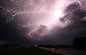 Cod galben de furtuni în Romania