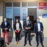 Poșta Română: A fost deschisă unitatea din Popeşti Leordeni
