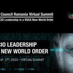 Cio Council Virtual Summit 2020 are loc în perioada 15-17 septembrie