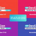 DevCon Live 2020 reuneşte peste 5.000 de profesionişti IT