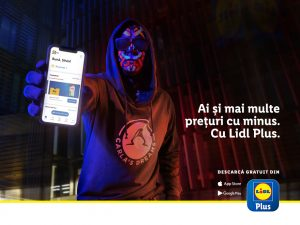 Aplicatia Lidl Plus